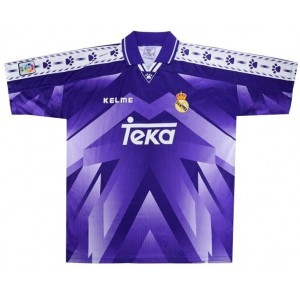 Camisa II Real Madrid 1996 1997 Kelme Retro